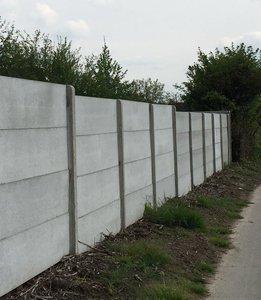 omheining beton