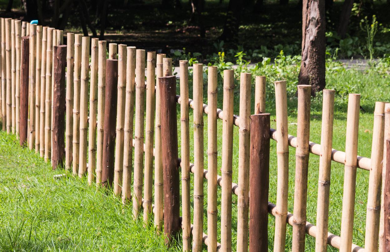 prijzen bamboe afsluitingen