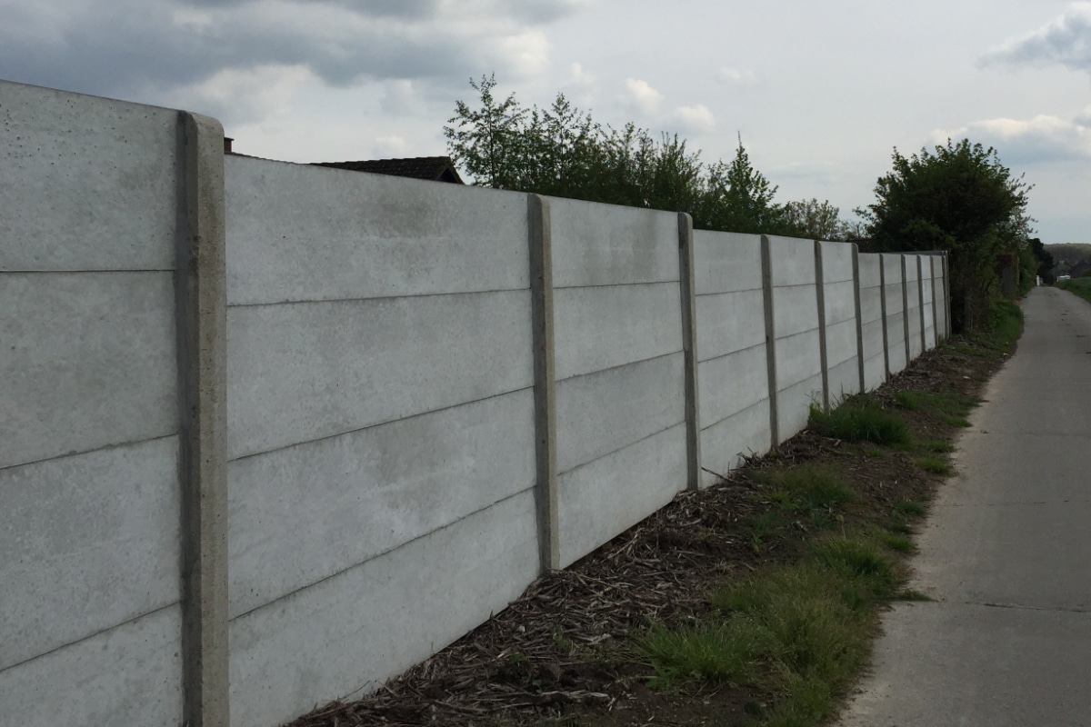 schutting beton